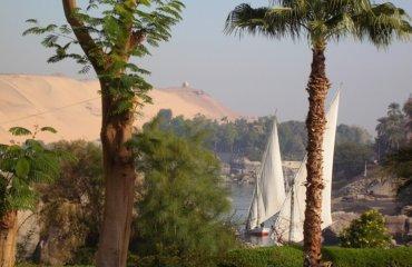 EGYPTE 042 - ASSOUAN - VUE 62