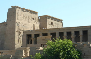 EGYPTE 077 - ASSOUAN - PHILAE - TEMPLE 05
