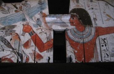 EGYPTE 083 - EDFOU - SONS ET LUMIERES 40