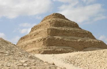 EGYPTE 017- CAIRE - SAKKARAH - PYRAMIDE DE DJOSER 5
