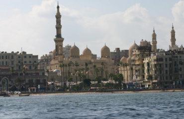 EGYPTE 106 - ALEXANDRIE - MOSQUEE ABOU EL ABBAS 5