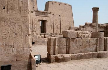 EGYPTE 112 - EDFOU - TEMPLE 3