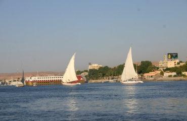 EGYPTE 113 - ASSOUAN - FELOUQUE 34