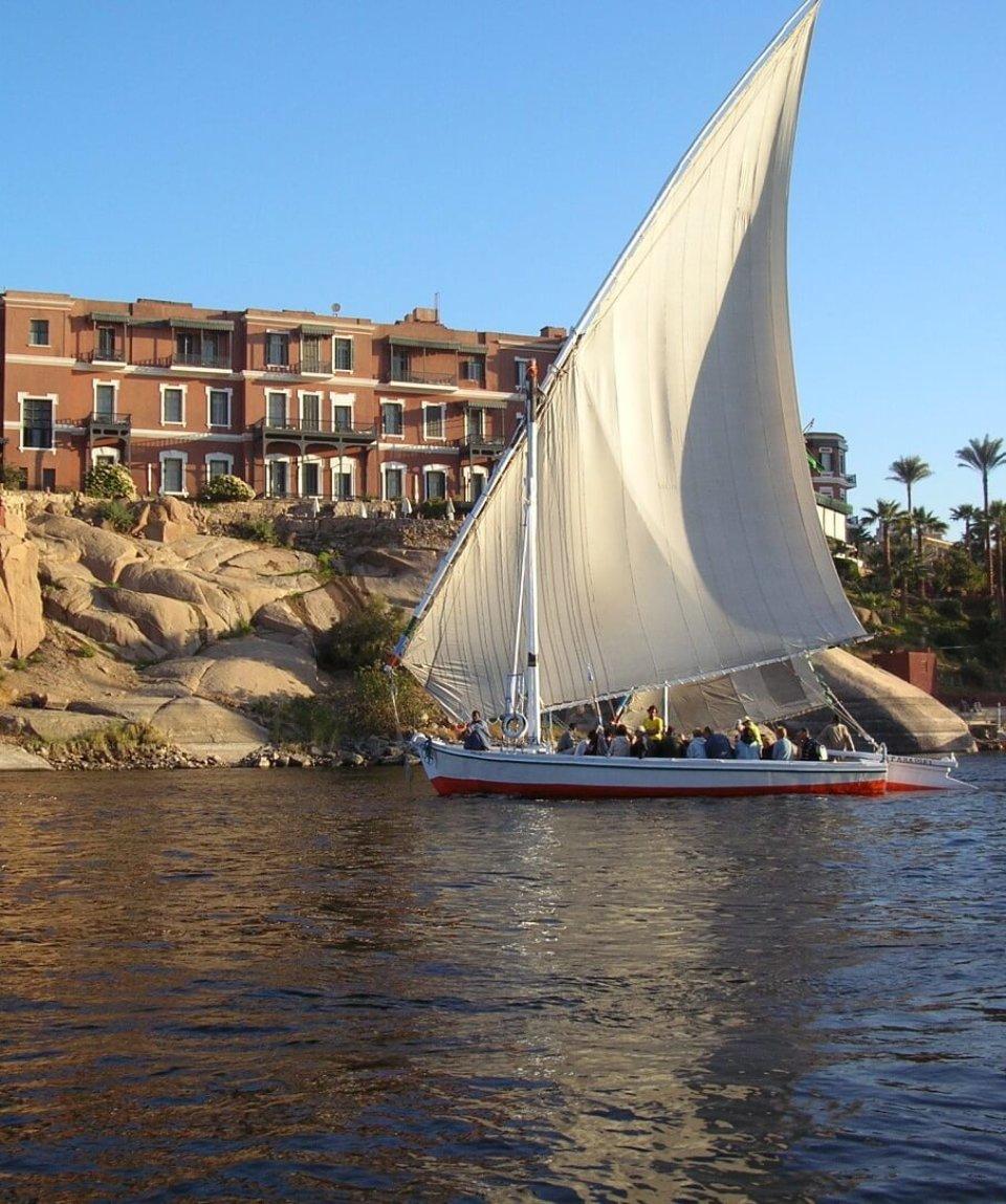 EGYPTE 119 - ASSOUAN - HOTEL OLD CATARACT 004