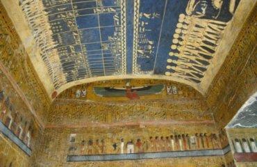 EGYPTE 123 - LOUXOR - THEBES - ROIS - SETI 1ER 11