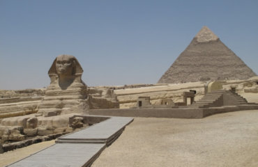 EGYPTE 128 - CAIRE - GIZEH - PYRAMIDE + SPHINX 8